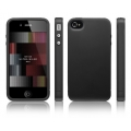 SGP iPhone 4 Case Ultra Silke Series [Soul Black]